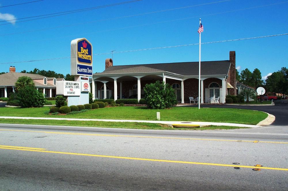 Best Western Plus Santee Inn Santee South Carolina