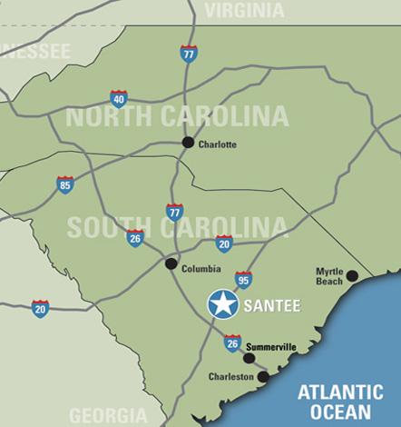 america's value golf destination, south carolina