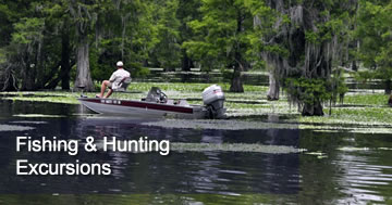 Santee South Carolina activities