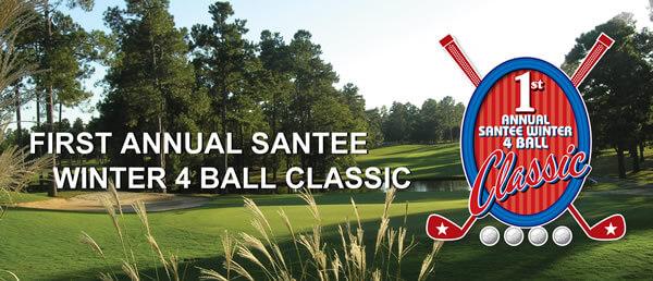 1st Annual Santee Winter 4-Ball Classic
