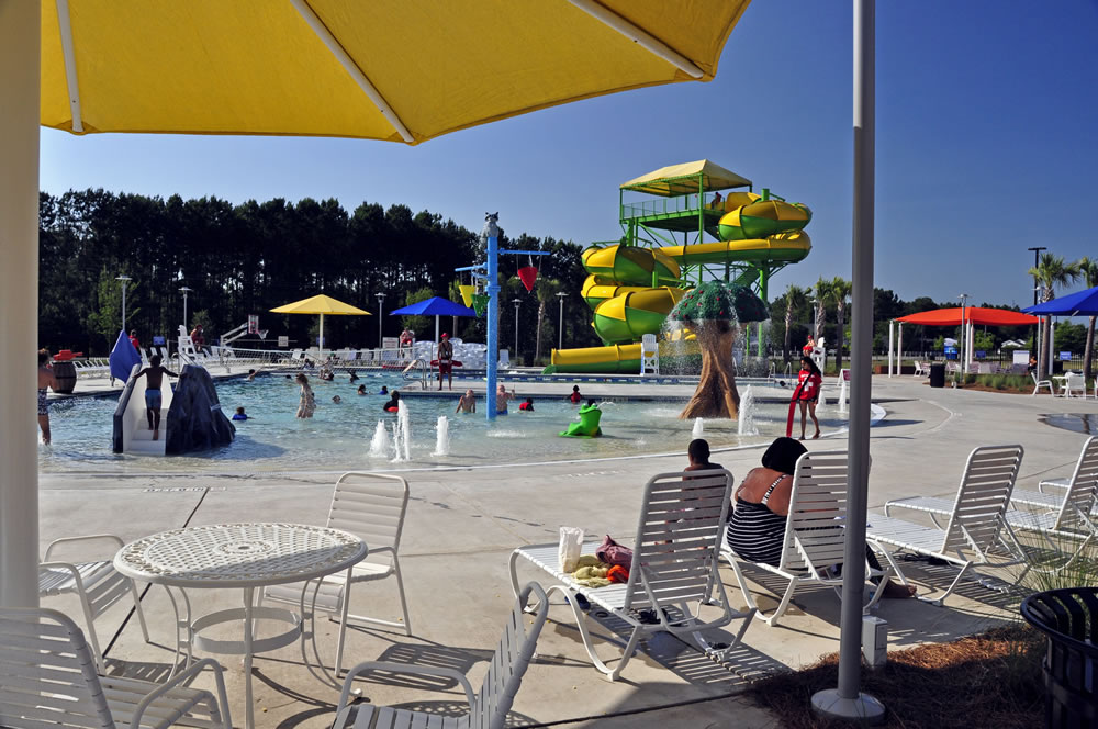 Santee/Orangeburg County Aquatic Cente